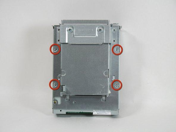 Power Mac G4 Quicksilver Optical Drive Replacement
