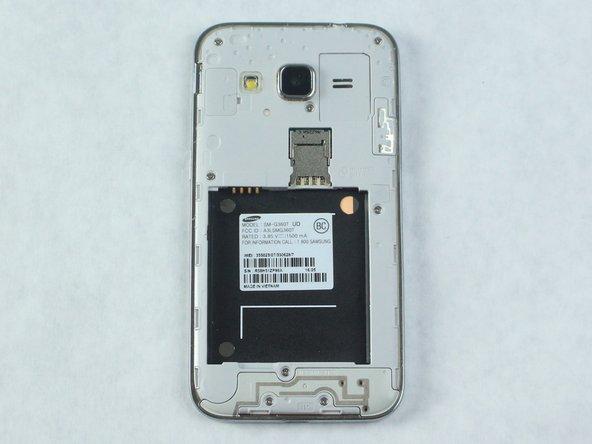 Samsung Galaxy Core Prime Back Camera Replacement