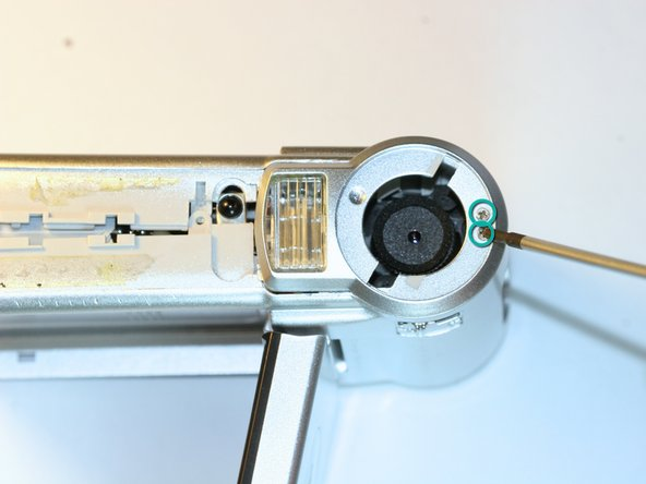Aiptek DZO-V58N Lens Replacement