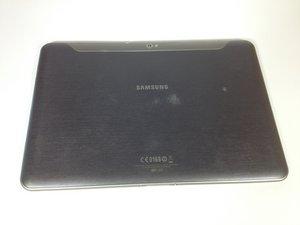Samsung Galaxy Tab 10.1 Troubleshooting