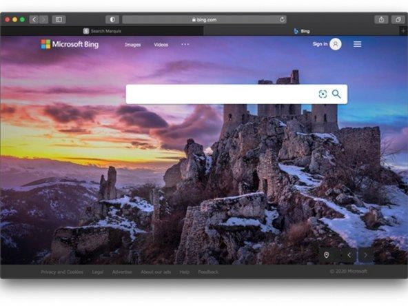 Cómo eliminar del Mac el malware de redireccionamiento de Bing.
