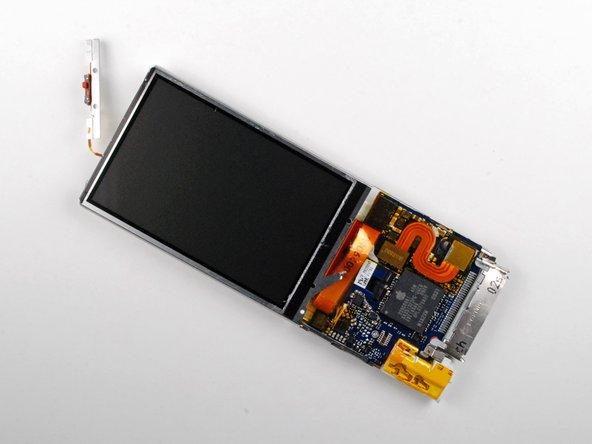 iPod, sans casing.