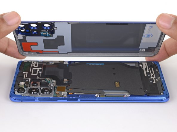 Samsung Galaxy S20 Plus Back Cover Replacement