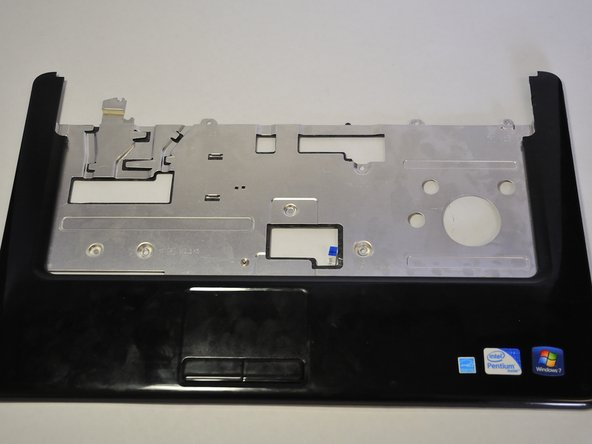 Dell Inspiron 1545 Palm Rest Replacement