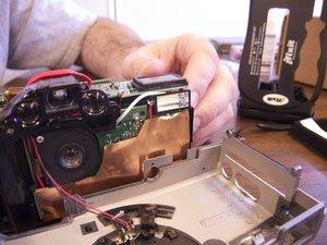 Disassembling Epson PPC650 Replacing Flash