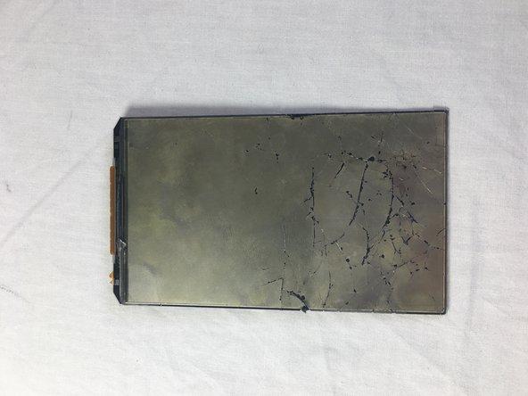 Samsung Galaxy Luna LCD display Replacement