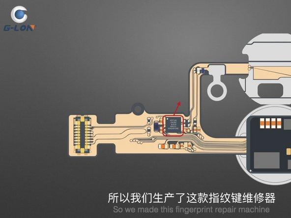 iPhone 7 Touch ID/Home 按键维修工具