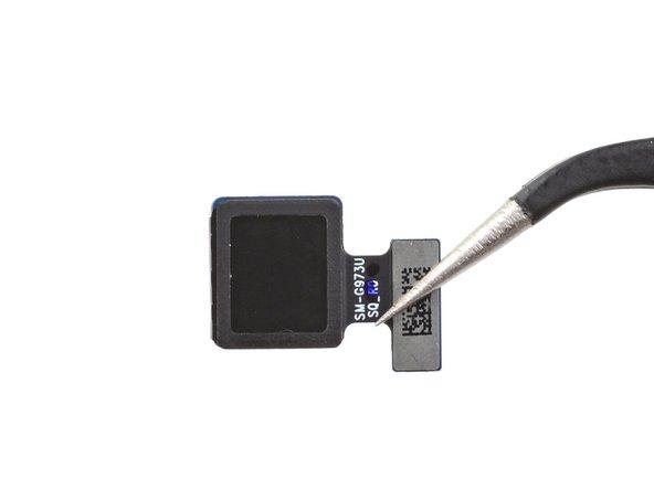 Sostituzione fotocamera anteriore Samsung Galaxy S10