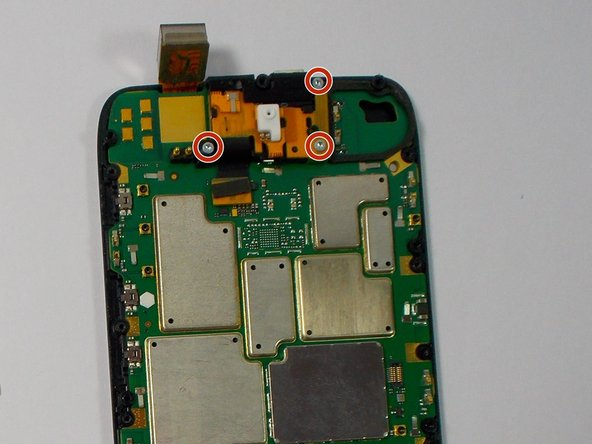 Motorola Atrix HD Front and Rear Camera Replacement