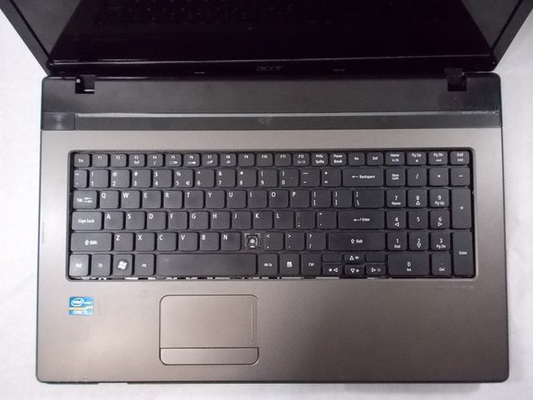 ACER Aspire 7750G-6645 Keyboard Replacement