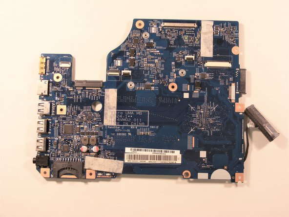 Acer Aspire V5-571-6891 Motherboard Replacement