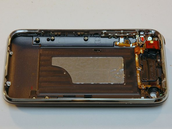 The rear panel remains. Looks like that leaked shot was reasonably accurate.