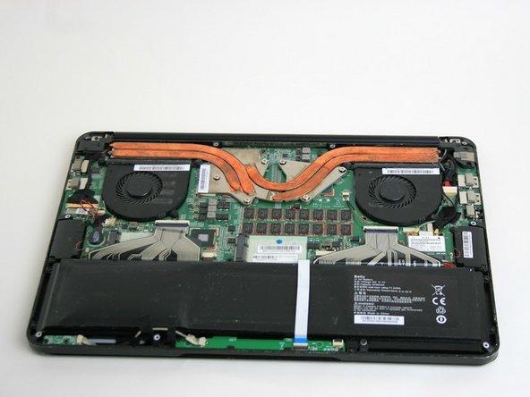 Razer Blade RZ09-0102 Heat Pipe Replacement
