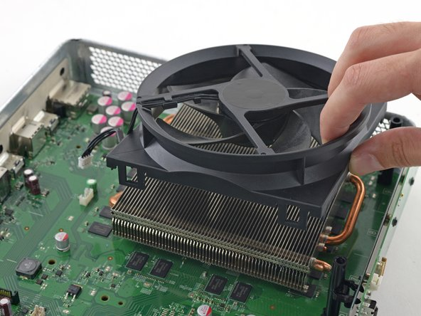 Xbox One Fan Replacement