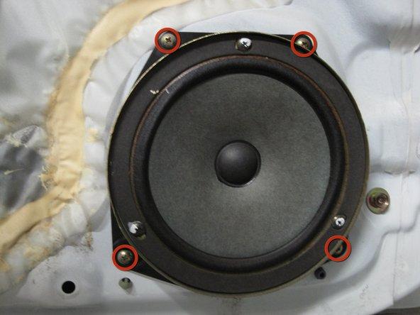 1994-2001 Acura Integra Front Speaker Replacement