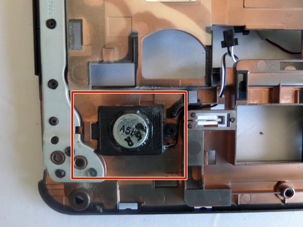 Acer Aspire 5734z-4836 Speaker Replacement