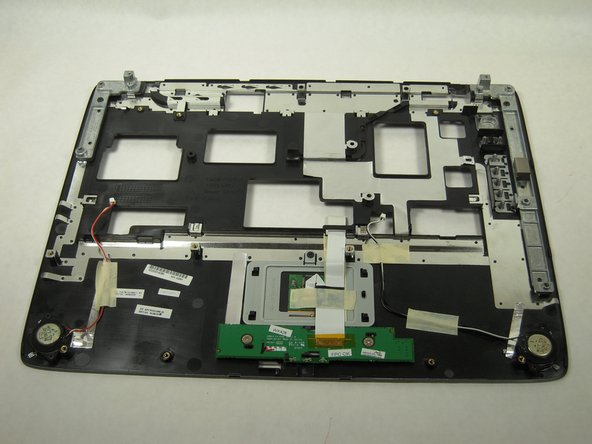 Toshiba Satellite A75-S226 Speakers Replacement