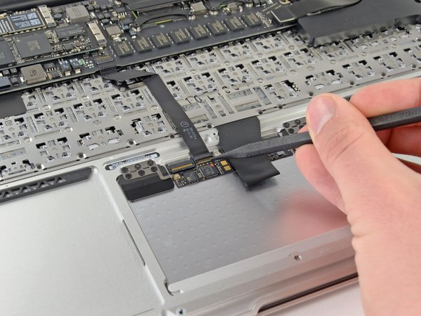 "MacBook Air 13"" Late 2010 Trackpad Replacement"