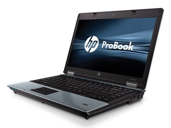 HP Probook 6450b Fan Cleaning & Thermal Paste Replacement