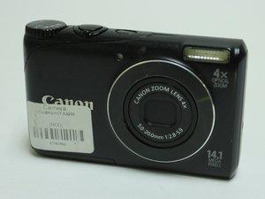 Canon PowerShot A2200 Repair
