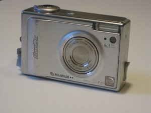 Fujifilm Finepix F10 6.3 MP Troubleshooting