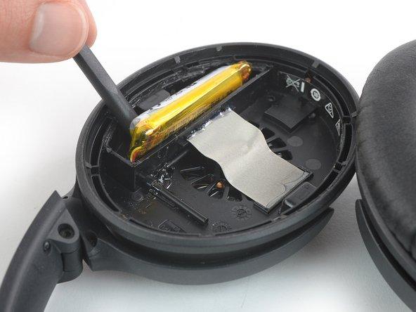 Remplacement de la batterie du casque Bose QuietComfort 35