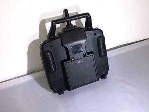 Controller's battery