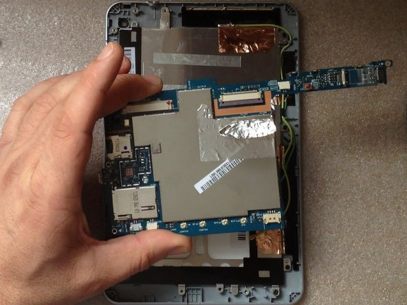 Acer Iconia B1-711 V1-711 Logic Board Replacement