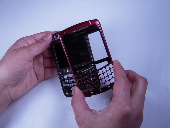 BlackBerry Curve 8310 Lens Replacement