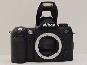 Nikon N80 Repair