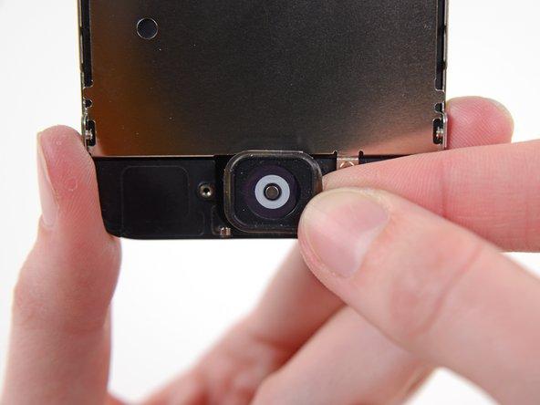 iPhone 5c Home Button austauschen
