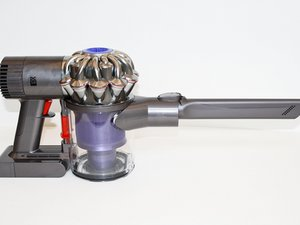 Dyson DC58 Makes Unusual Sound