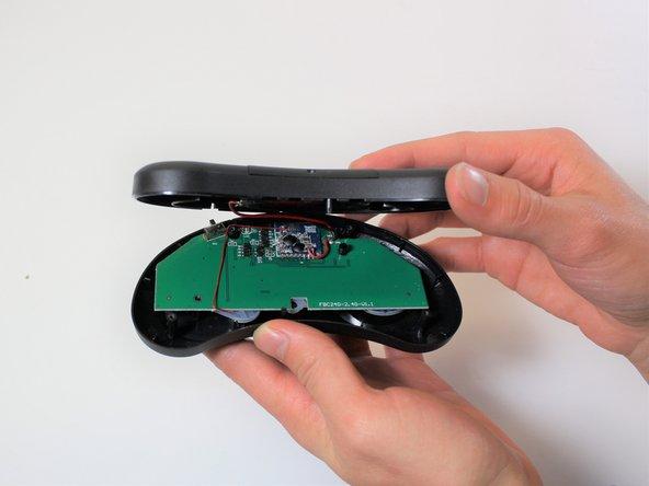 SEGA Genesis Flashback  Controller Back Cover Replacement