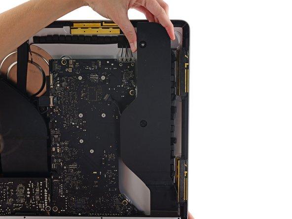iMac Intel 21.5インチ EMC 2638 右側スピーカーの交換