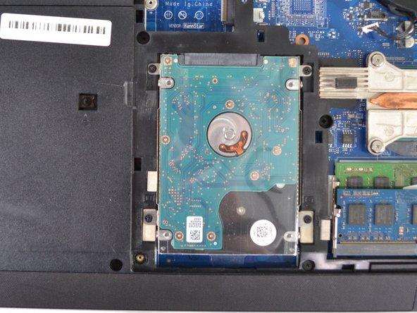 Lenovo Thinkpad E540 Hard Drive Replacement