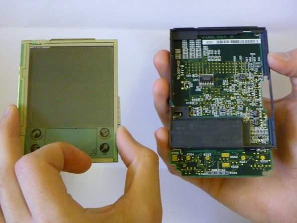 Palm Pilot Professional 3com LCD Screen Replacement