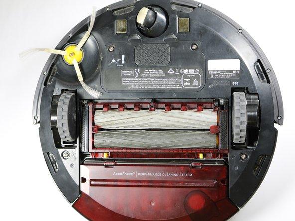 iRobot Roomba 880 Side Wheels Replacement