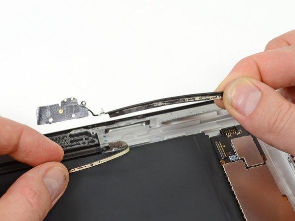 iPad 3 Wi-Fi Wi-Fi Antenne Austausch