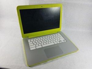 HP Chromebook 14-x015wm Repair