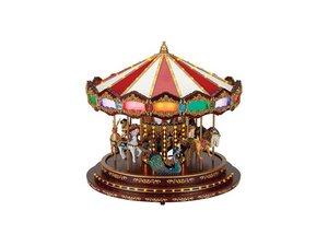 Mr. Christmas Musical Carousel Repair