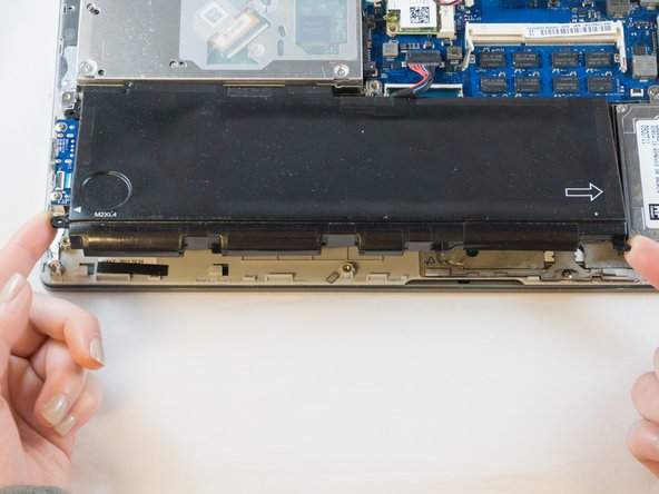 Samsung NP700Z5AH Battery Replacement