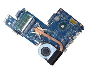 Repairing Toshiba Satellite C850 - Cleaning the Cooling / Fan System