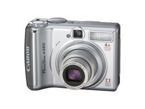 Canon PowerShot A560 Repair