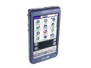 Sony Clie PEG-T615C Repair