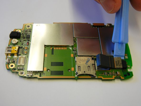 HTC Touch Camera Lens Replacement