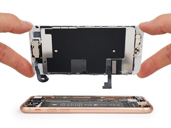 iPhone SE 2020 显示屏更换
