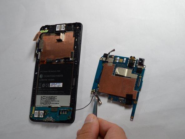 HTC Desire 700 Dual Sim Printed Circuit Board (PCB) Replacement