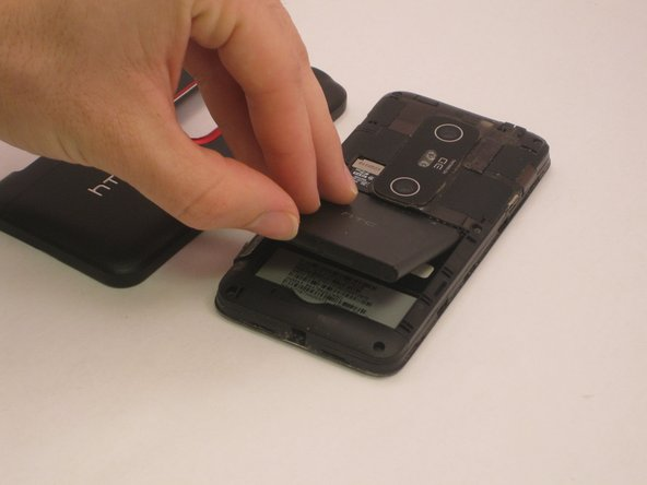 HTC Evo 3D Battery Replacement