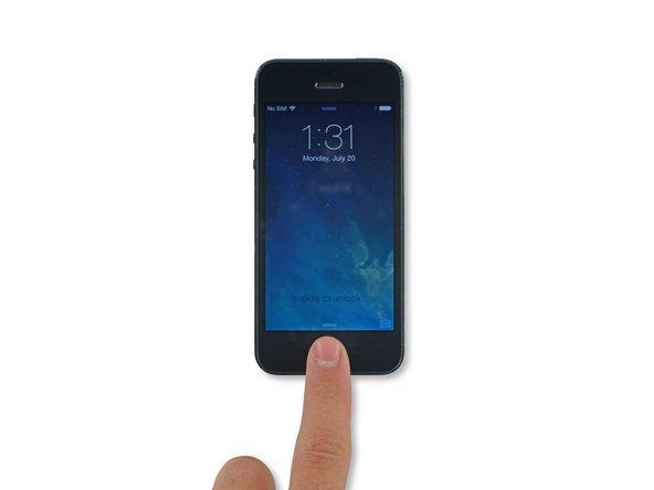 Comment forcer le redémarrage d'un iPhone SE