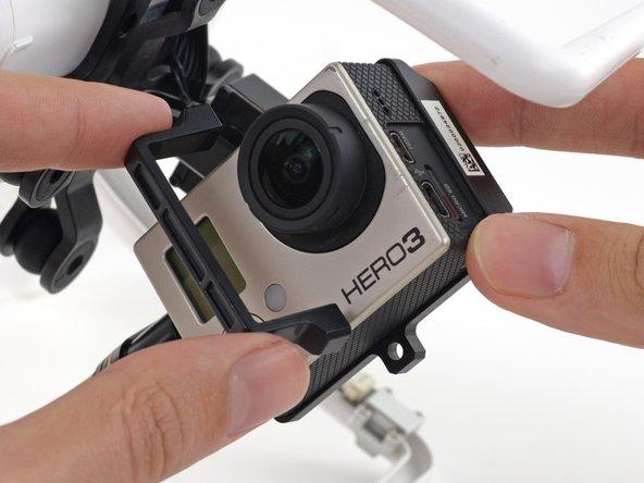 DJI Phantom H3-2D GoPro Camera Installation